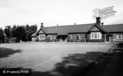 Escrick, And Deighton Club c.1955