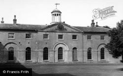 Escrick, Queen Margaret's School, Stable Block c.1955
