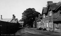 Escrick, Queen Margaret's School, The Cottage And Sanatorium c.1955