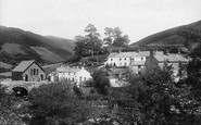 Esgairgeiliog, The Village 1892