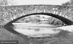 Eskdale Green, And Forge Bridge c.1935
