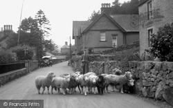 Bow Fell 1932, Eskdale Green