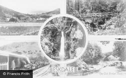 Eskdale Green, Composite c.1935