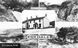 Composite c.1960, Eskdale Green