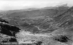 Hardknott Pass c.1955, Eskdale Green