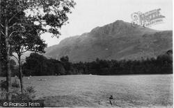 Eskdale Green, Harter Fell From Woolpack c.1930