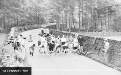 Eskdale Green, Outward Bound Mountain School, The 100 Yards c.1955