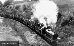 Eskdale Green, Ravenglass And Eskdale Railway c.1950