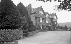 Eskdale Green, Stanley Ghyll Guest House 1932