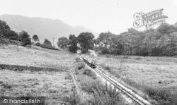 Eskdale Green, The Ravenglass And Eskdale Railway c.1960