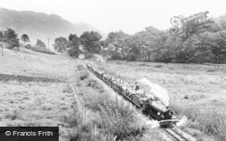 Eskdale Green, The Ravenglass And Eskdale Railway c.1960