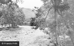 Eskdale Green, The River c.1960
