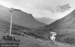 The Signpost 1932, Eskdale Green
