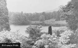 Eskdale Green, The Tarn c.1955