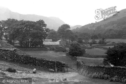 Eskdale Green, The Village 1932