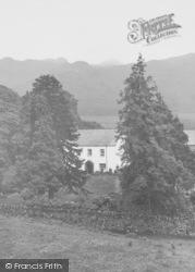 Eskdale Green, 'wha' House Farm c.1932