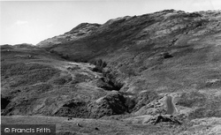 Wrynose Pass c.1955, Eskdale Green