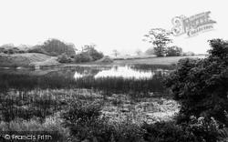Essington, Pool At The Green c.1965