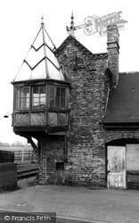 Essington, Signal Box c.1965