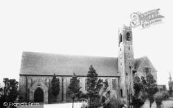 Essington, St John's Church c.1965
