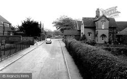 Essington, The Village c.1965