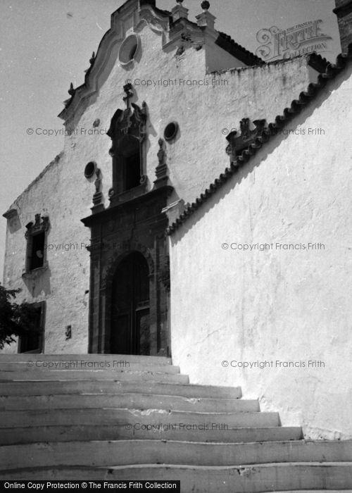 Photo of Estepona, The Church 1960