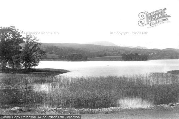 Photo of Esthwaite Water, 1896