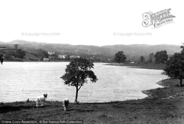 Photo of Esthwaite Water, Head Of The Lake 1896