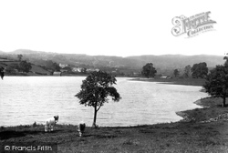 Head Of The Lake 1896, Esthwaite Water