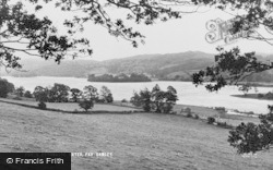 The Lake c.1955, Esthwaite Water
