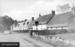 The Black Bull c.1955, Etal