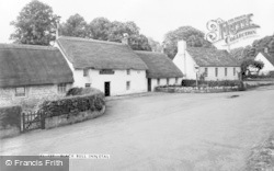 The Black Bull Inn c.1960, Etal