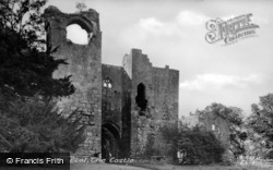 The Castle c.1955, Etal