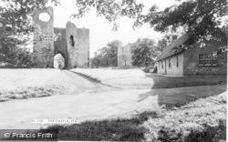 Etal, The Castle c.1960