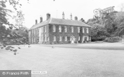 The Manor c.1960, Etal