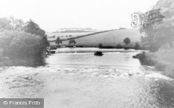 Etal, The River c.1960