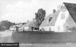 Etal, The Village c.1955