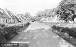 The Village c.1960, Etal