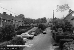 Brookside c.1960, Etchingham