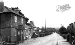 High Street c.1955, Etchingham