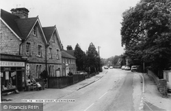 High Street c.1960, Etchingham