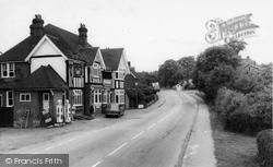 High Street c.1965, Etchingham