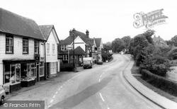 Looking West c.1965, Etchingham