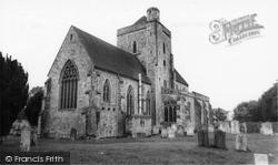 St Nicholas' Church c.1960, Etchingham