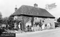 Etchinghill, The Village Stores c.1960