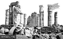 Ethiopia, The Temple Of Soleb 1860