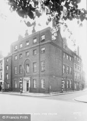 Eton, Carter House, Eaton College c.1955