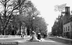 Eton, College And Street 1895