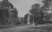 Eton, College, Burning Bush 1923