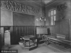 Eton, College, Headmaster's Room 1930